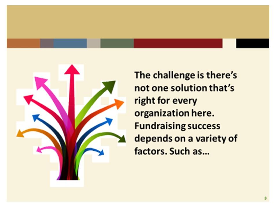 Fundraising Quote